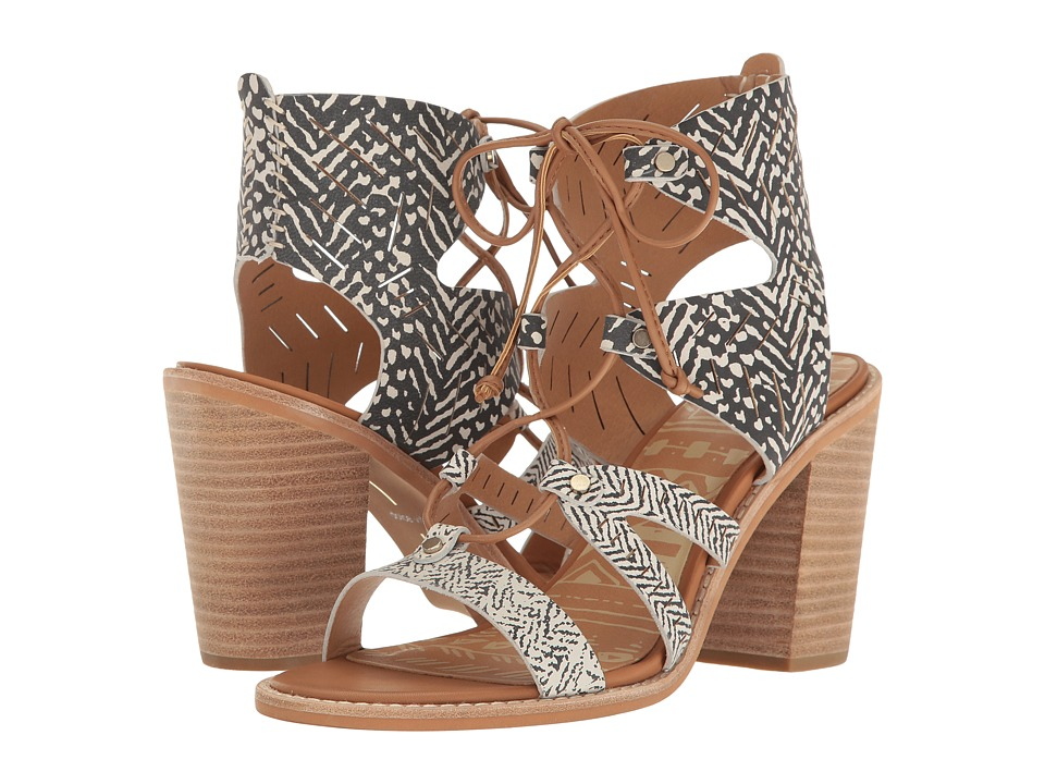 Dolce Vita - Luci (Black/White) Women's Shoes