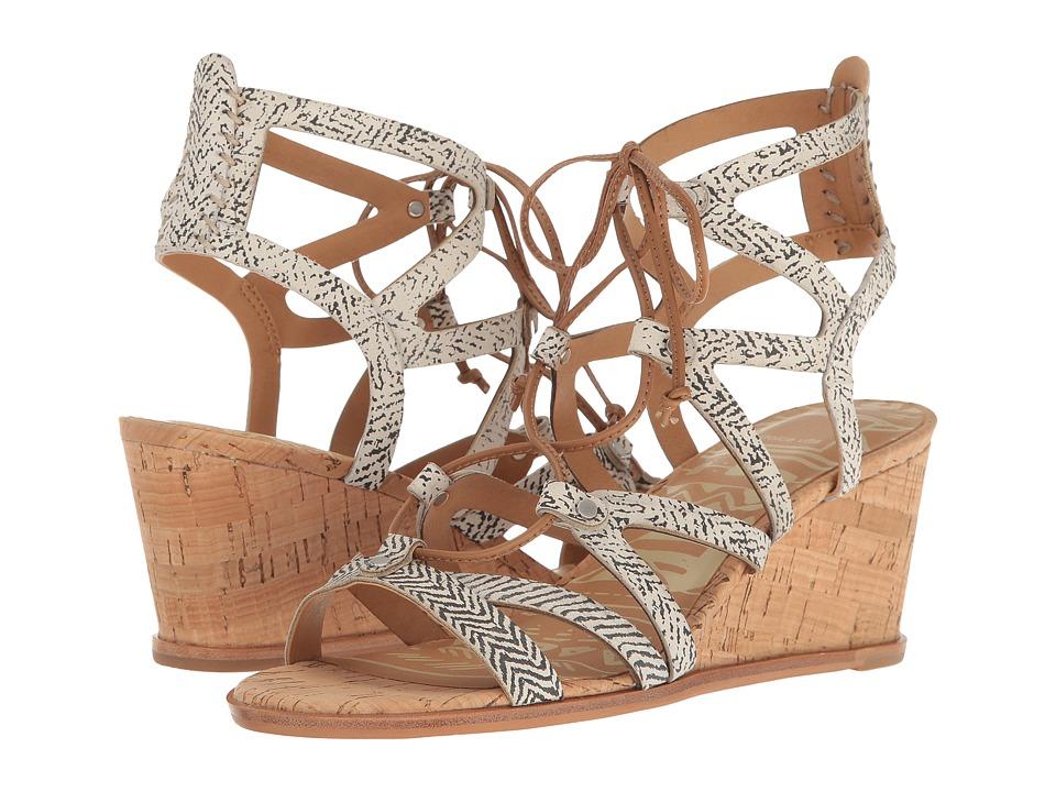 Dolce Vita - Lynnie (Black/White) Women's Shoes