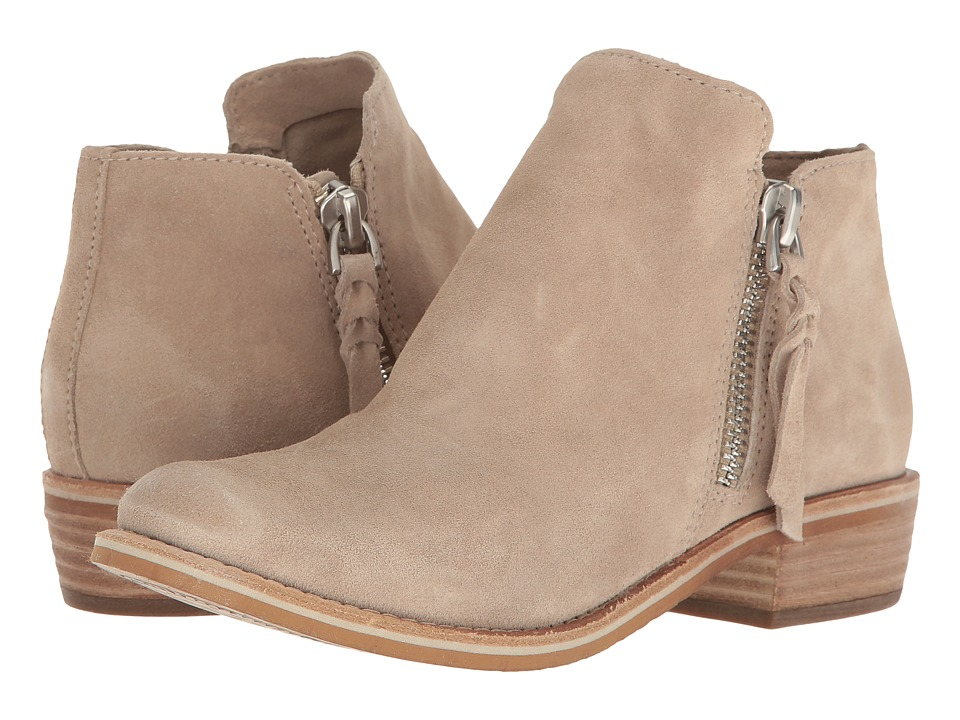 Dolce Vita - Sutton (Light Taupe Suede) Women's Shoes