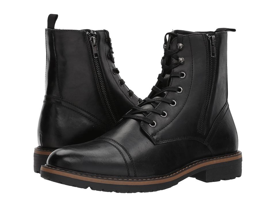 Kenneth Cole Unlisted - Design 30305 (Black) Men's Shoes
