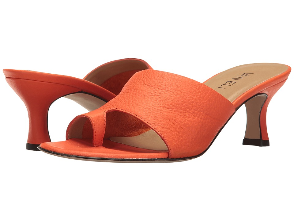 Vaneli - Melea (Orange Seta Calf) High Heels