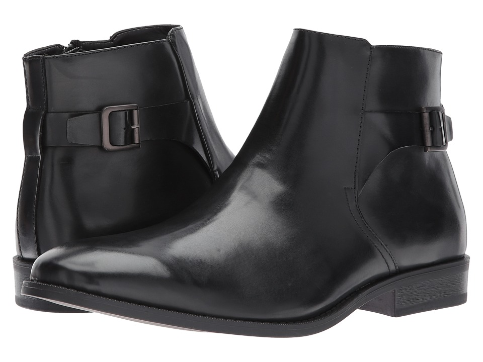 Kenneth Cole Unlisted - Half 30135 (Black) Men's Shoes
