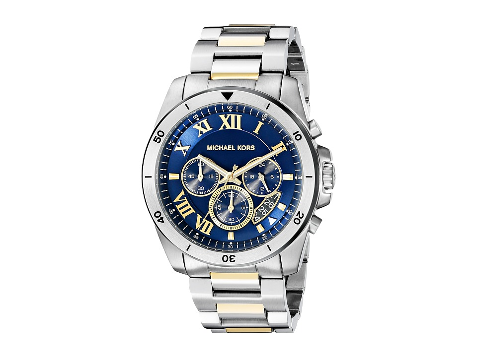 Michael Kors - MK8437 (Gold/Silver) Watches