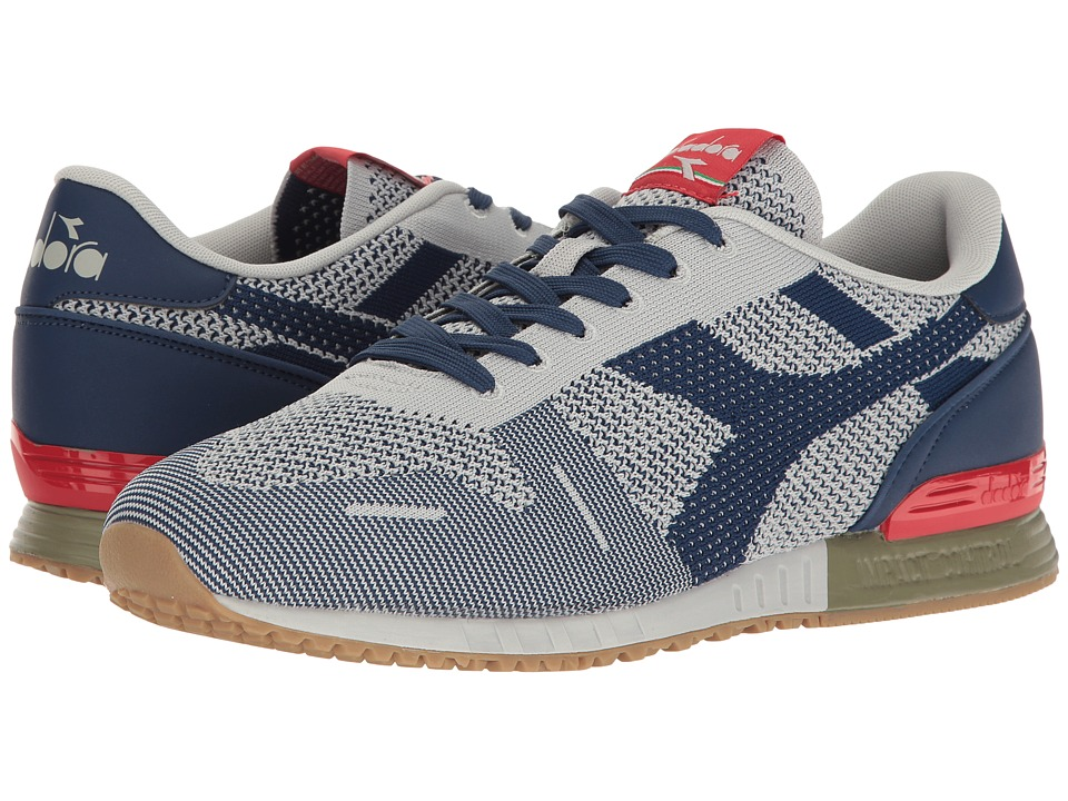 Diadora - Titan Weave (Microchip/Estate Blue) Athletic Shoes