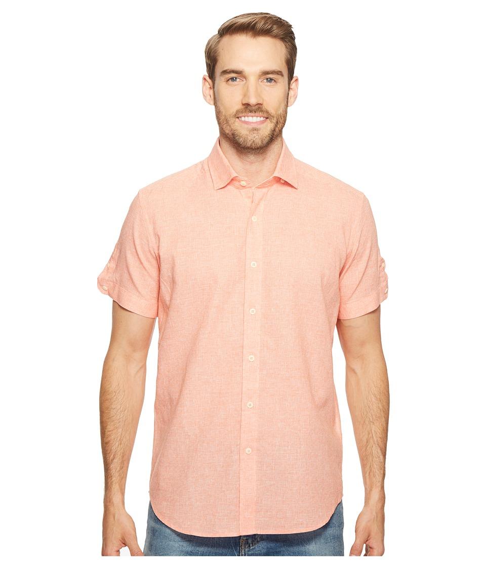 Robert Graham - Modern Americana Ronny (Orange) Men's Clothing