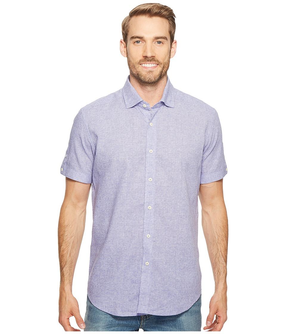 Robert Graham - Modern Americana Ronny (Purple) Men's Clothing