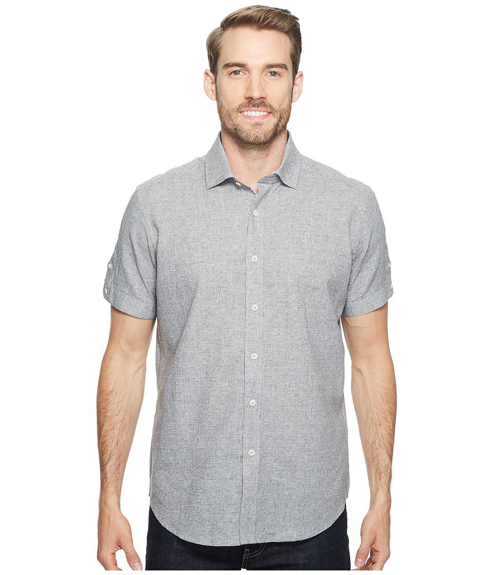 Robert Graham - Modern Americana Ronny (Grey) Men's Clothing