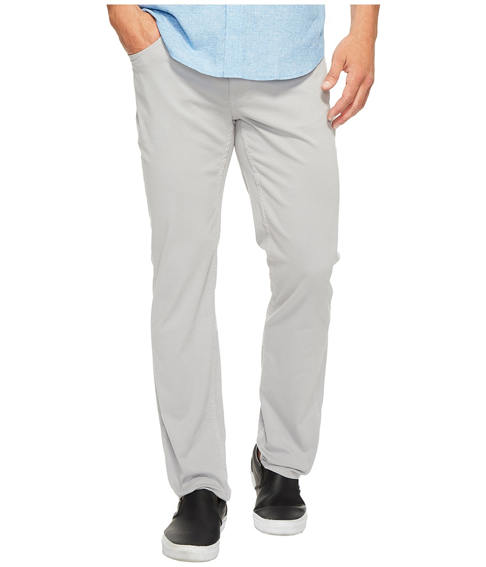 Robert Graham - Milo (Light Grey) Men's Casual Pants