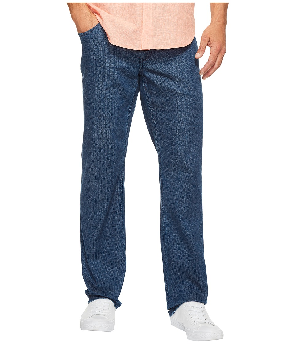 Robert Graham - Malvani Denim in Indigo (Indigo) Men's Jeans