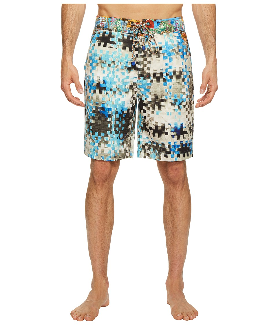 Robert Graham - Super Volcano (Multi) Men's Swimwear