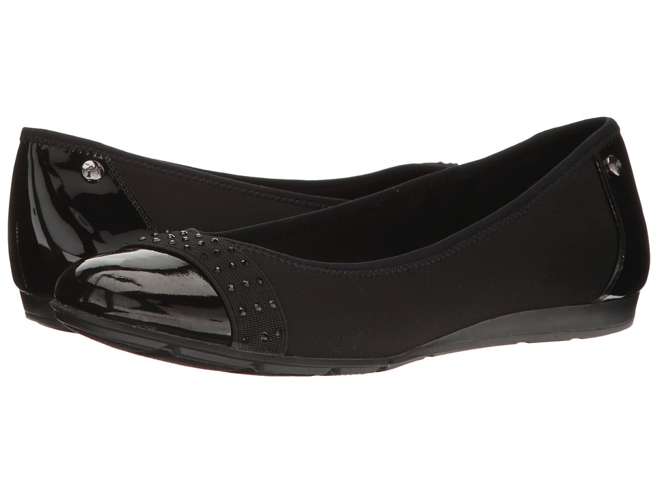 Anne Klein - Arial (Black Multi Fabric) Women's Shoes