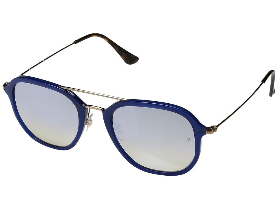 Ray-Ban - 0RB4273 (Blue) Fashion Sunglasses