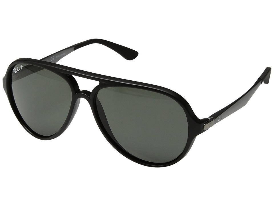 Ray-Ban - 0RB4235 (Black) Fashion Sunglasses