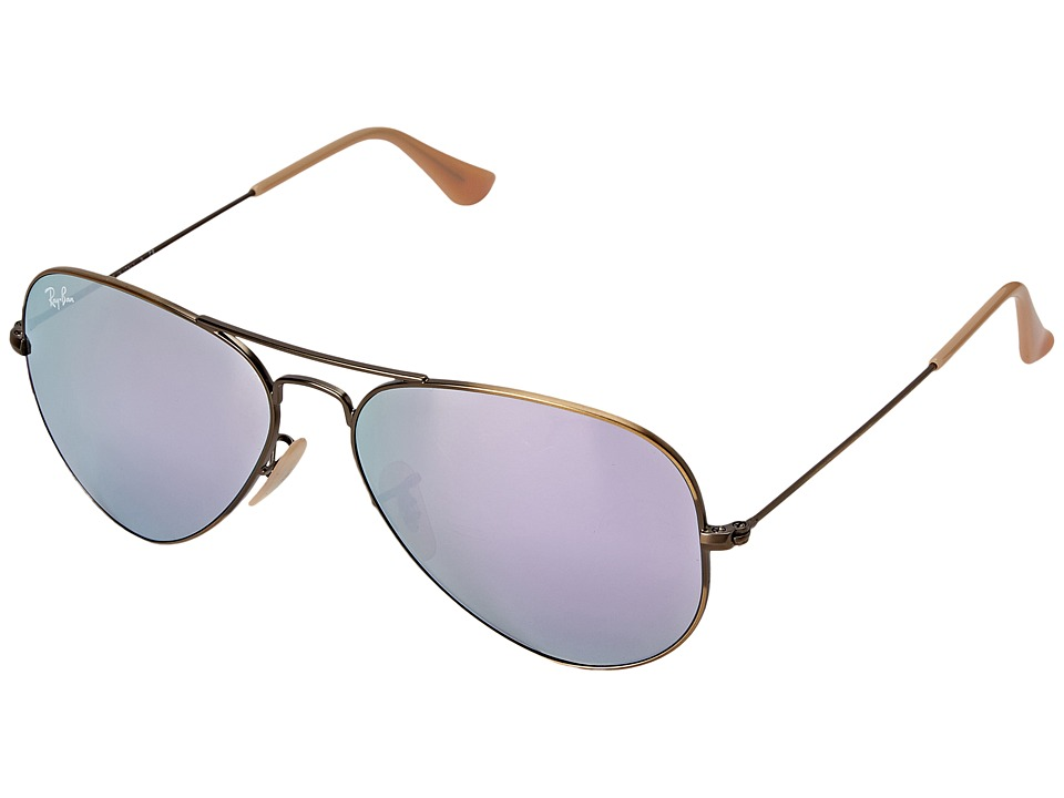 Ray-Ban - 0RB3025 (Purple) Fashion Sunglasses