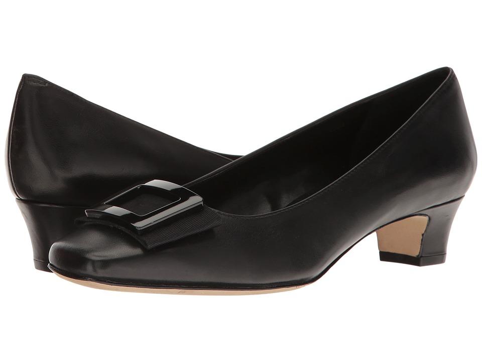 Vaneli - Dahlia (Black Nappa/Black Arianne) Women's Shoes