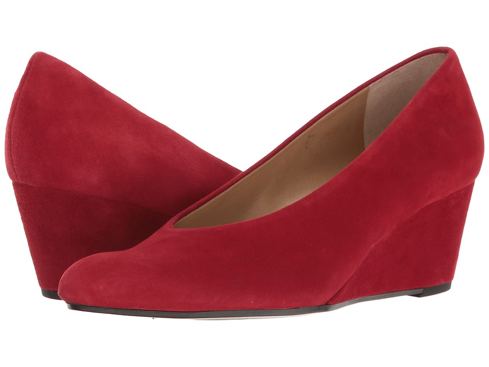 Vaneli - Dilys (Red Suede) Women's Shoes