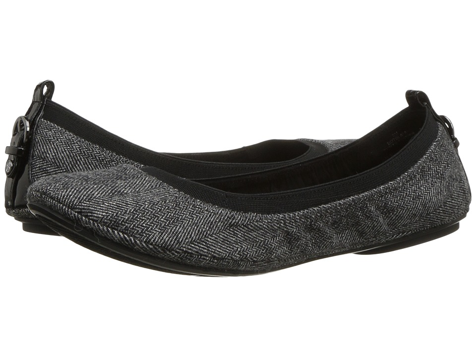 Bandolino Elata (Dark Grey Multi Fabric) Women
