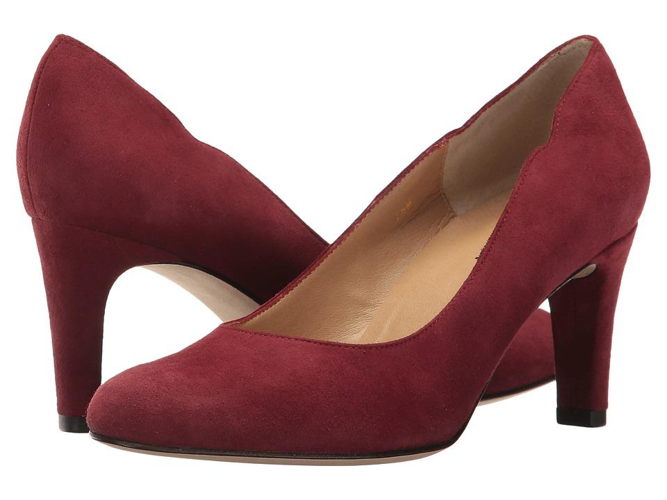 Vaneli - Ursilla (Aubergine Suede) Women's Shoes