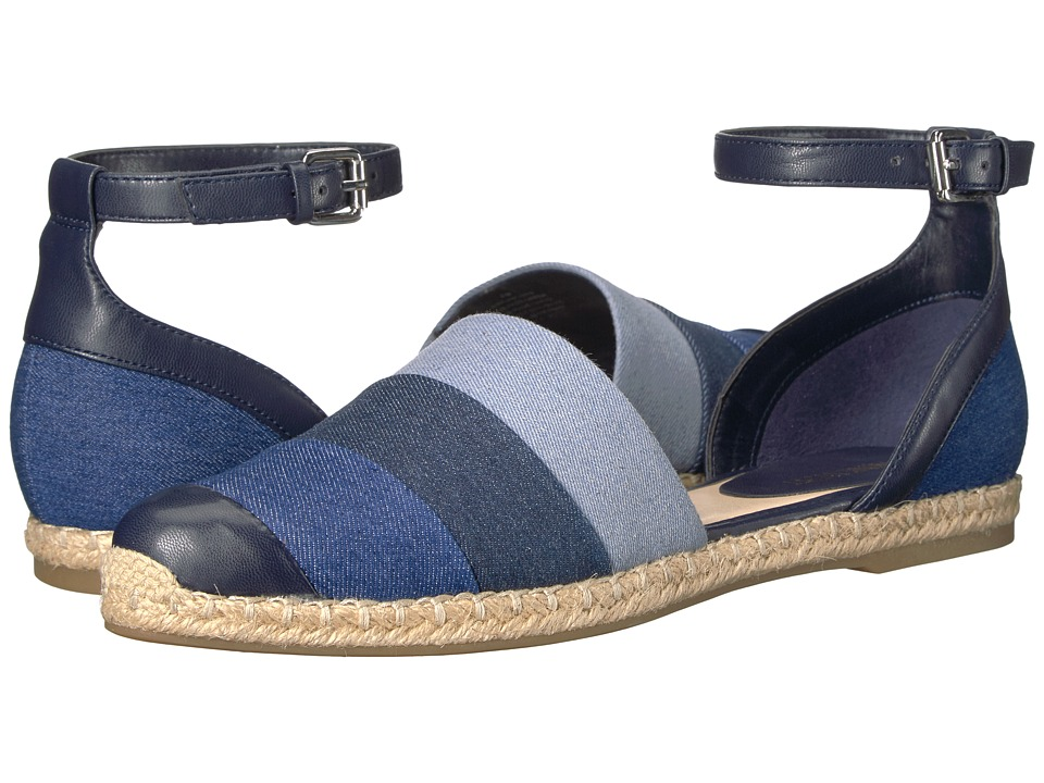 Nine West - Unicorn (Navy Multi) Women's Shoes