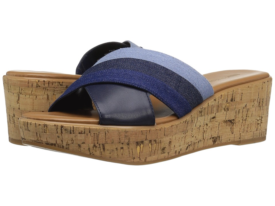 Nine West - Xanthe (Navy Multi) Women's Shoes