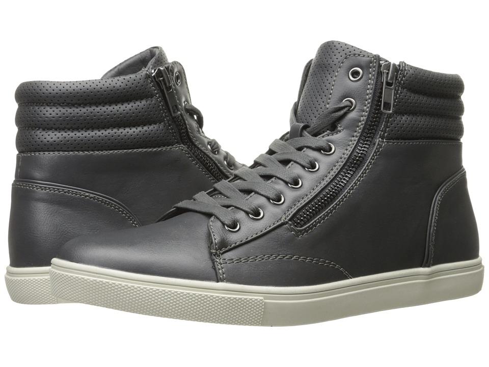Steve Madden - Levers (Grey) Men's Shoes
