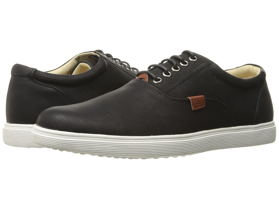Steve Madden Reign Black Nubuck Mens Shoes