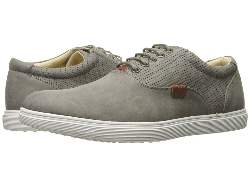 Steve Madden - Reign (Grey Nubuck) Men's Shoes