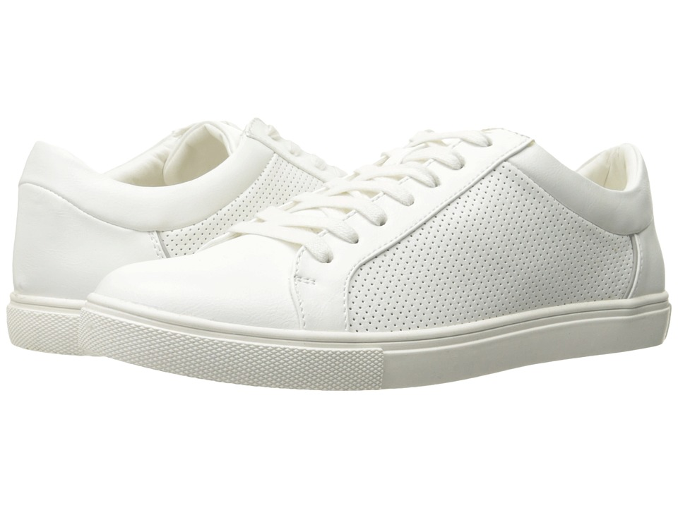 Steve Madden - Early (White) Men's Shoes