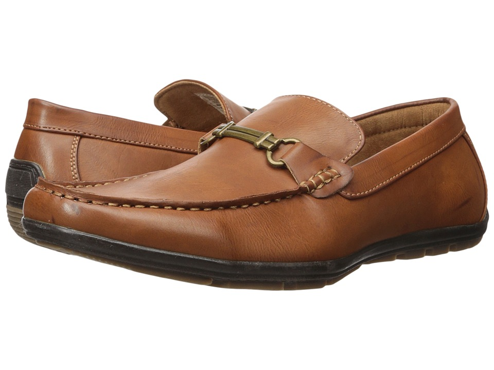Steve Madden - Nuance (Cognac) Men's Shoes