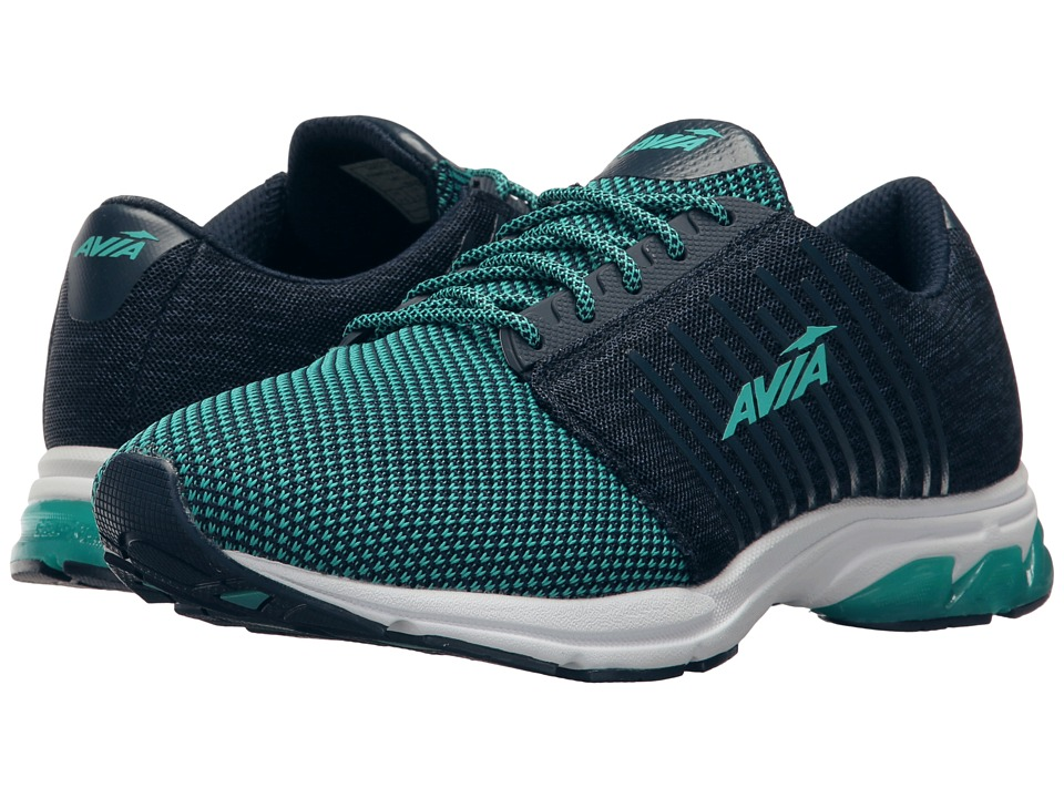 Avia Avi-Zeal (True Navy/Tropical Turquoise) Women