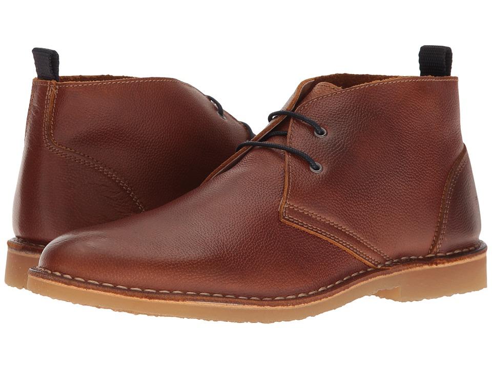 Steve Madden - Traye (Cognac) Men's Shoes