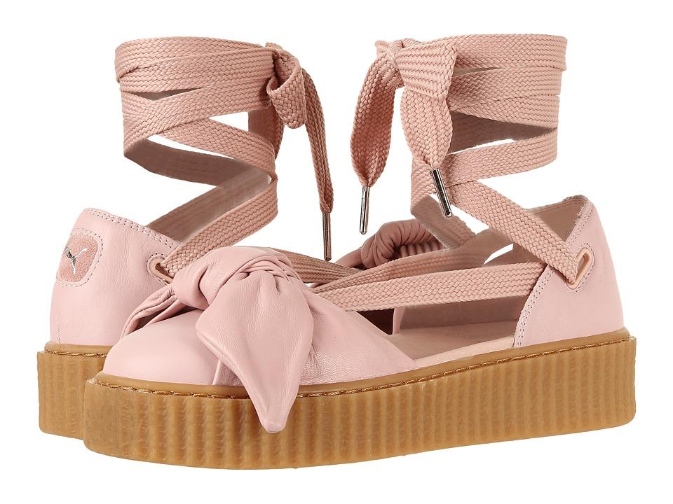 PUMA - Creeper Bandana Sandal (Silver Pink/Silver Pink) Women's Sandals