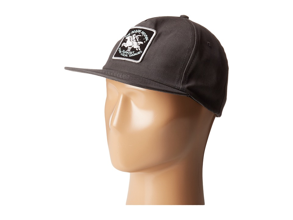 Roark - Special Delivery Hat (Charcoal) Caps