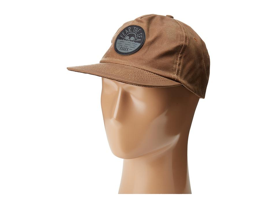 Roark - Wayward Hat (Brown) Caps