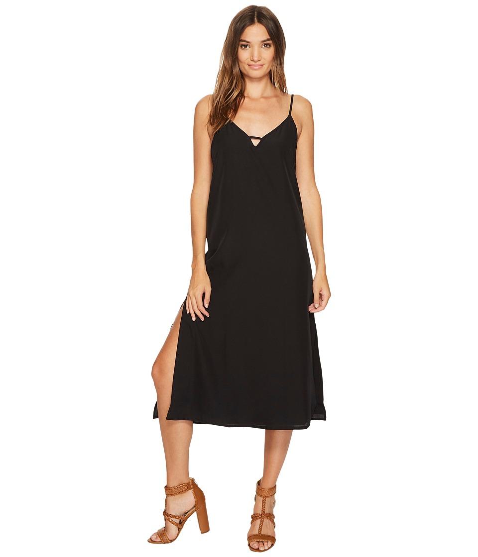 Amuse Society Austin Dress (Black) Women