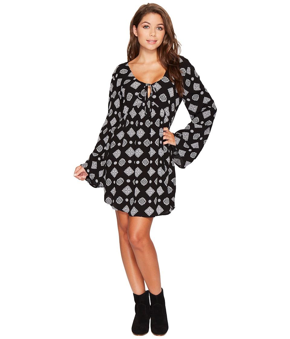Amuse Society Aden Dress (Black) Women