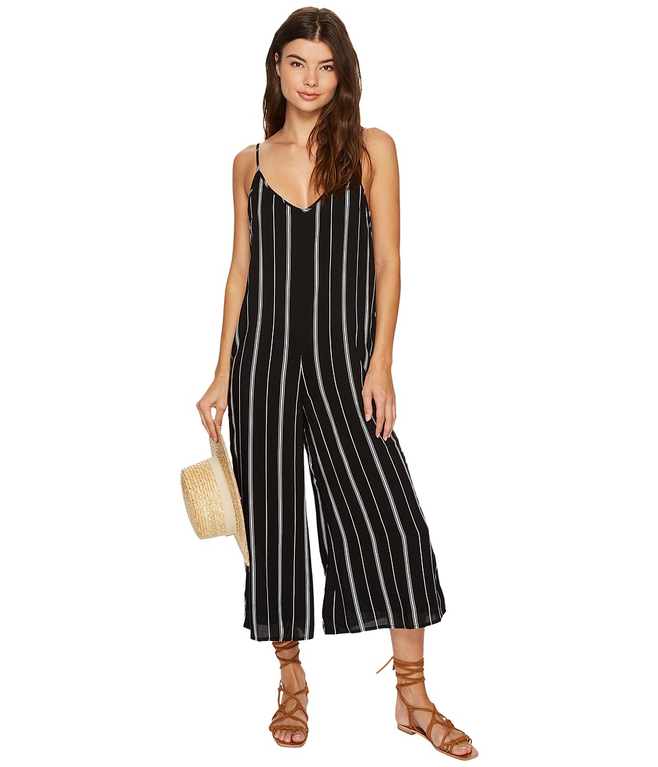 Amuse Society - Colton Jumper (Black) Women's Jumpsuit & Rompers One Piece
