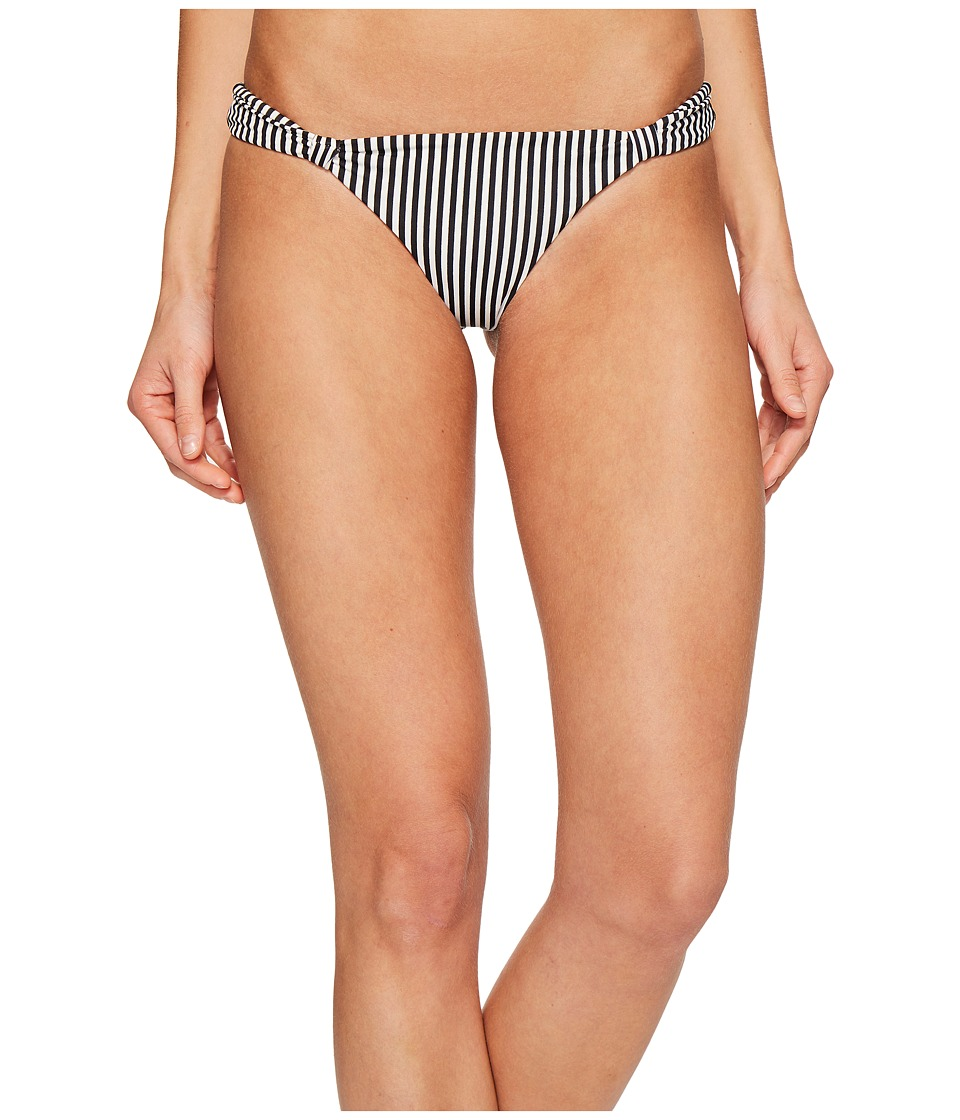 Amuse Society Jami Skimpy Bottom (Black) Women