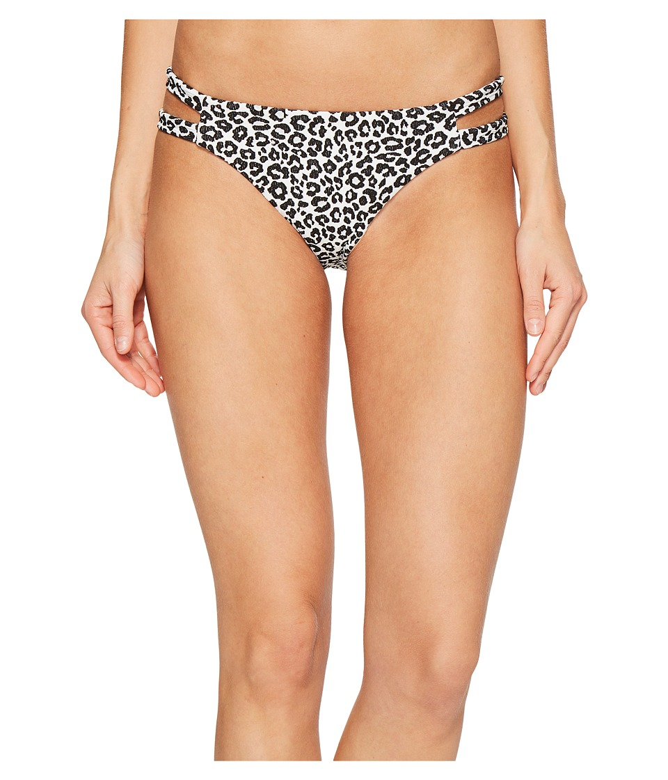 Amuse Society Fifer Skimpy Bikini Bottom (Black) Women