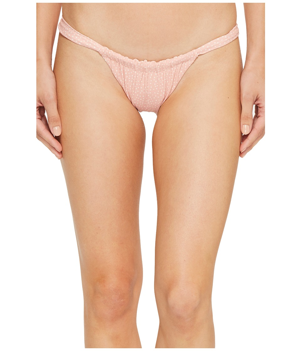 Amuse Society Elena Cheeky Bottom (Desert Rose) Women