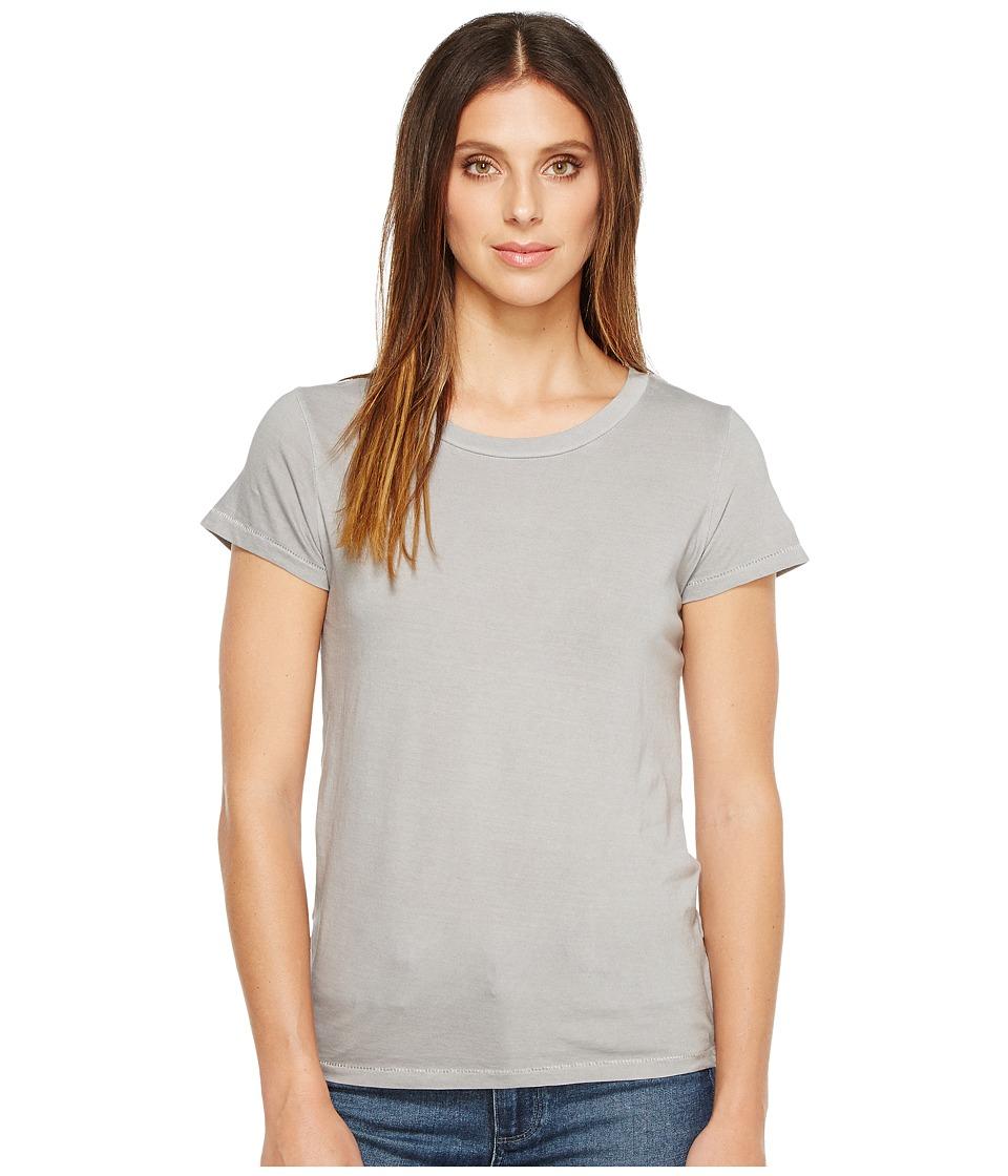 Alternative - Cotton Jersey Vintage Tee (Grey Pigment) Women's T Shirt