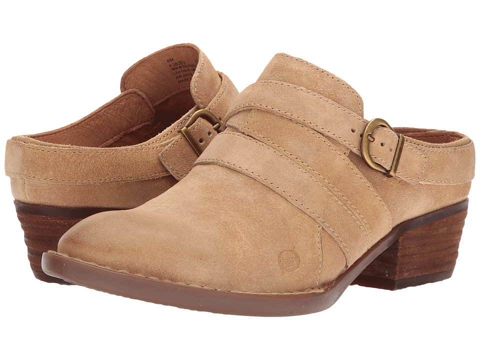Born Boone (Natural (Mais) Distressed Leather) Women