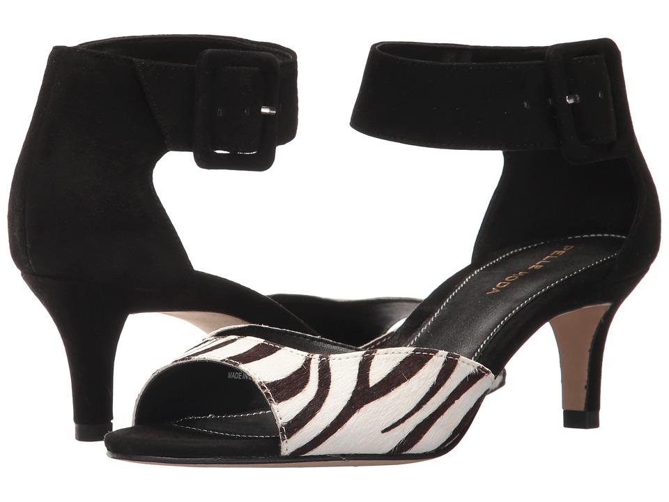 Pelle Moda Berlin (Zebra) High Heels