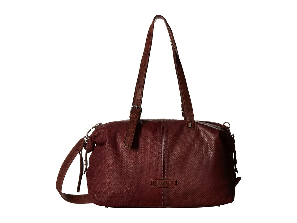 Liebeskind - BelAir (Gang Wine) Handbags