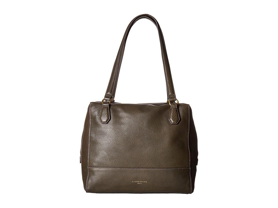 Liebeskind - Mesa (Olive Green) Handbags