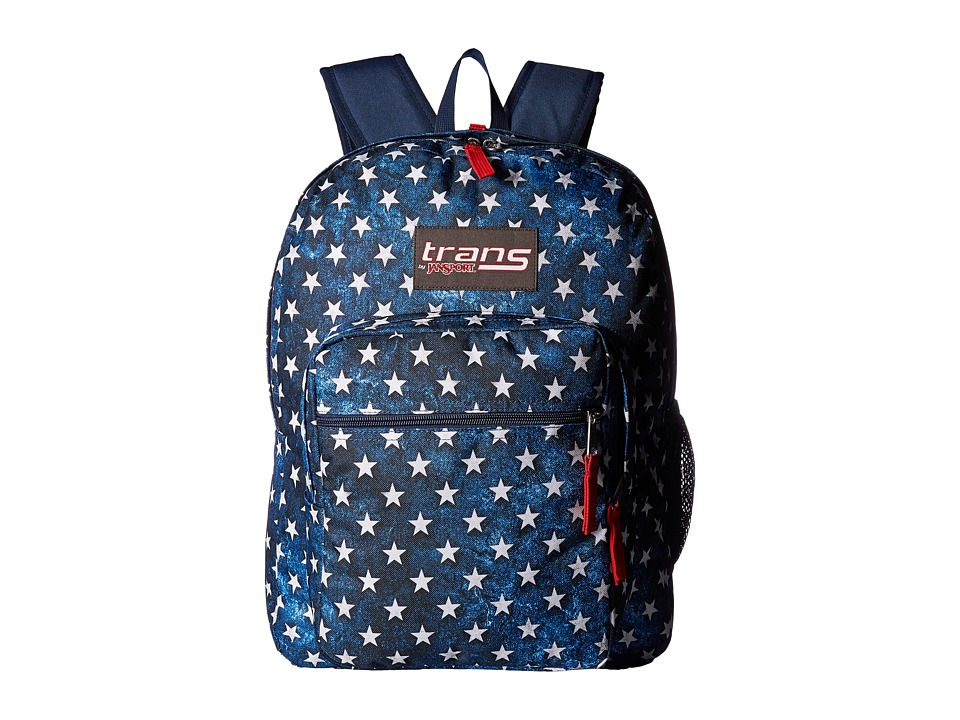 JanSport - Supermax (Multi Stars) Backpack Bags