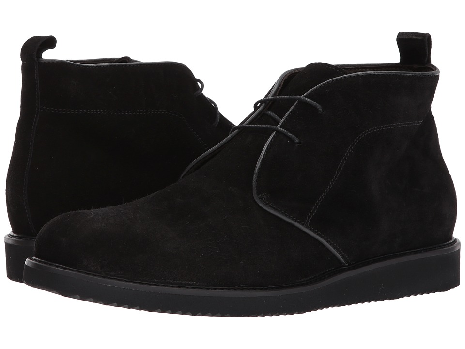 Bruno Magli - Erik (Black) Men's Shoes