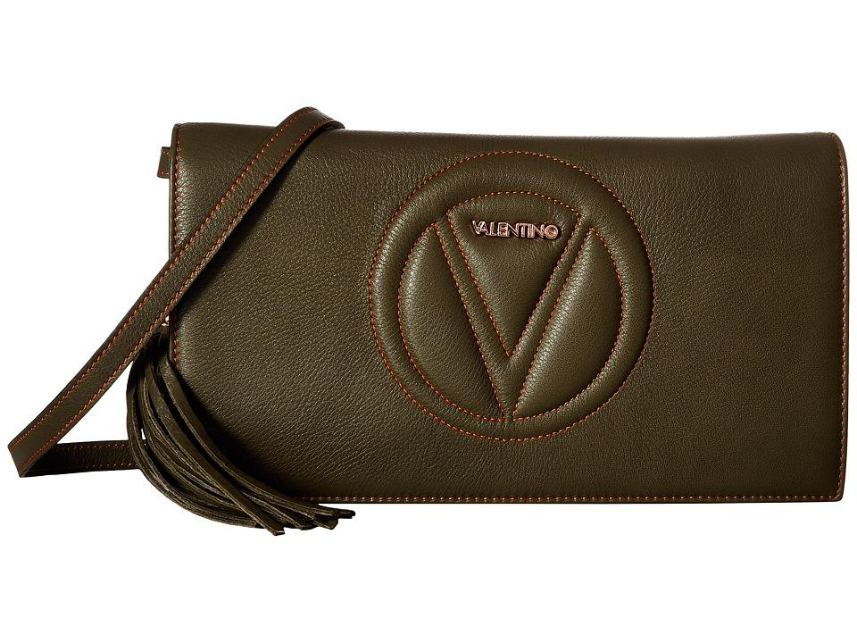 Valentino Bags by Mario Valentino - Lena (Army Green) Handbags