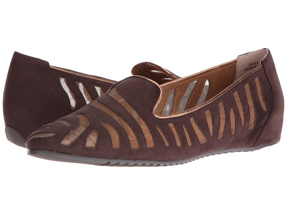 J. Renee - Haneen (Brown/Bronze) Women's Shoes
