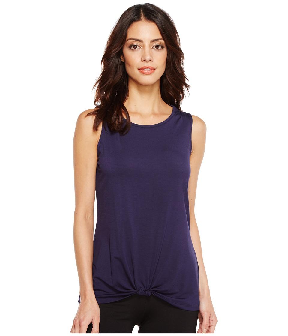 Ivanka Trump - Knot Front Tee (Evening) Women's T Shirt